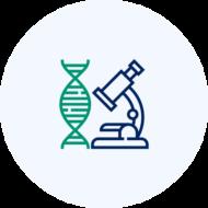 Life sciences icon
