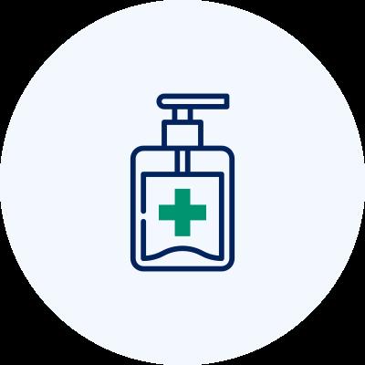 Sanitiser icon